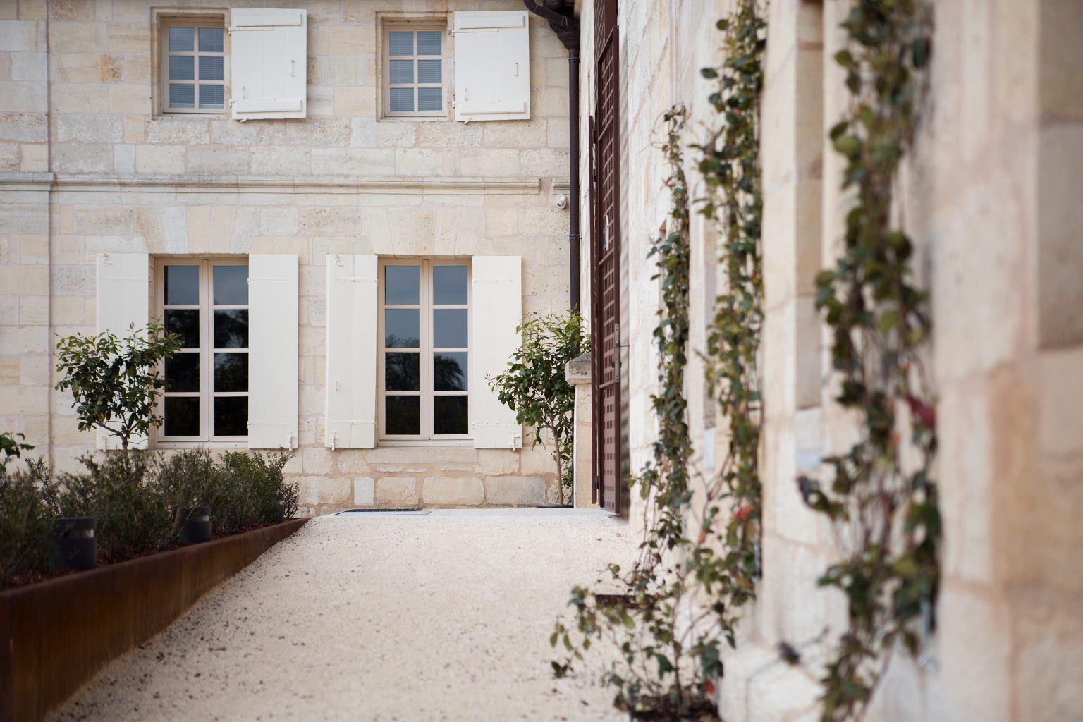 A new chapter - Château Franc Mayne - Château Franc Mayne